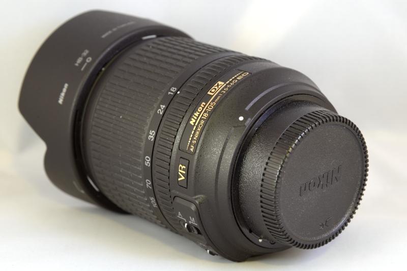 For Sale: Nikon 18-105mm NIKKOR AF-S DX VR Zoom lens DSC_0083_1