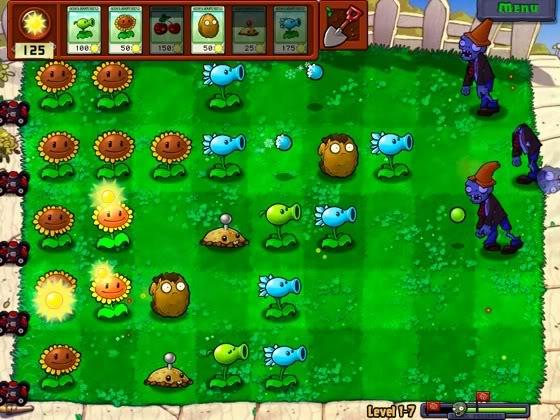 Plants Vs Zombies Plants-vs-Zombies