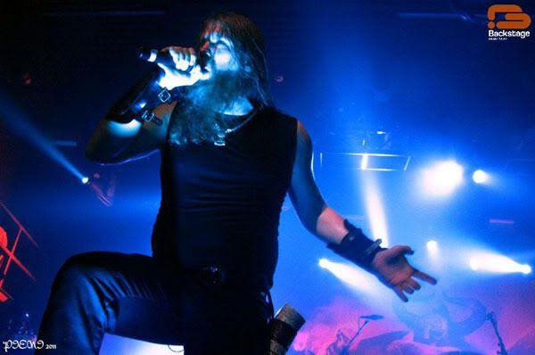 Reportagem: AMON AMARTH + SEPTIC FLESH, Hard Club 2011-11-02 01-2