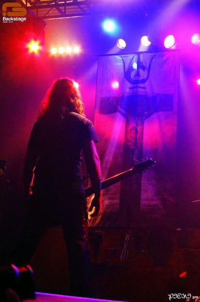 Reportagem: AMON AMARTH + SEPTIC FLESH, Hard Club 2011-11-02 03-3