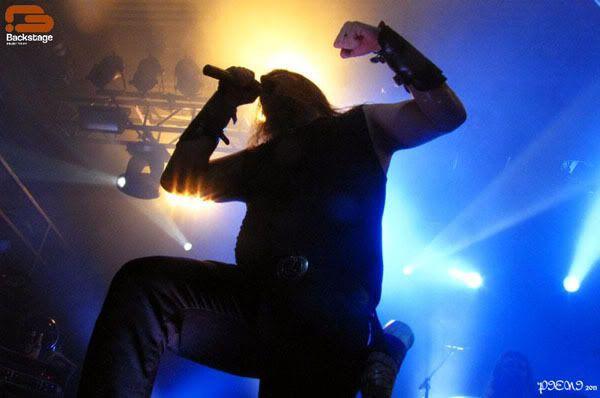 Reportagem: AMON AMARTH + SEPTIC FLESH, Hard Club 2011-11-02 06-1