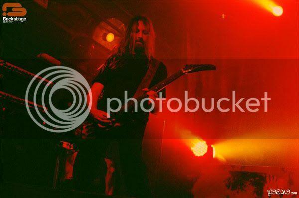 Reportagem: AMON AMARTH + SEPTIC FLESH, Hard Club 2011-11-02 08