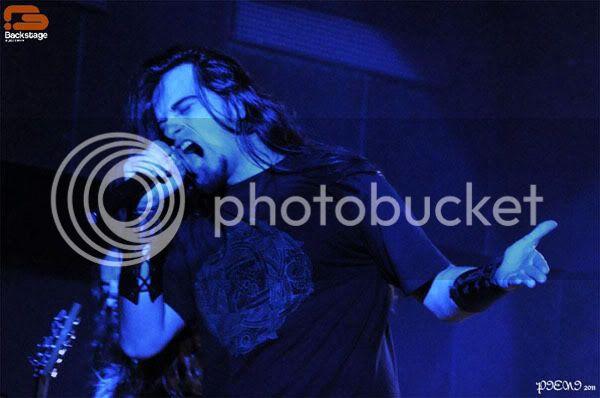 Reportagem: TURISAS + GWYDION, Hard Club, 2011-11-27 2