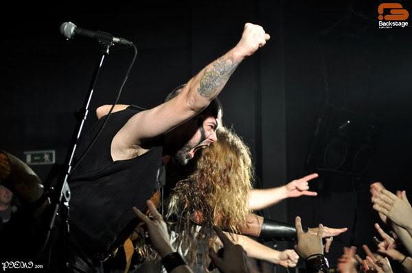 Reportagem: TURISAS + GWYDION, Hard Club, 2011-11-27 4-1