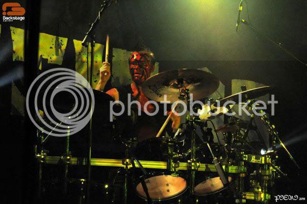 Reportagem: TURISAS + GWYDION, Hard Club, 2011-11-27 6-1