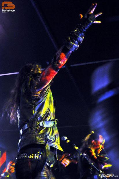 Reportagem: TURISAS + GWYDION, Hard Club, 2011-11-27 7-1