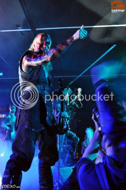 Reportagem: TURISAS + GWYDION, Hard Club, 2011-11-27 8-1