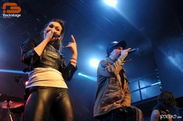 Reportagem: HAMMERFALL + VICIOUS RUMOURS + AMARANTHE, Hard Club, 2011-12-09 AVRH06