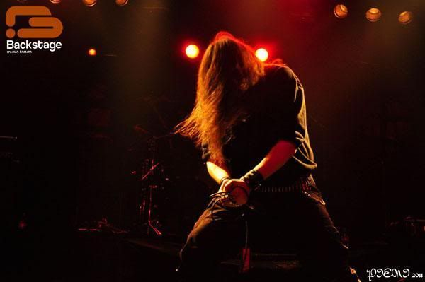 Foto-reportagem: 2011-03-03, WATAIN + SHINING + AOSOTH, Hard Club A15
