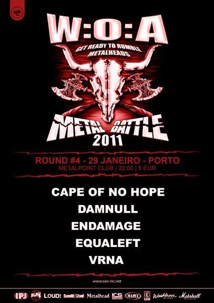Wacken Metal Battle, 4ª ronda, 2011-01-29, Metalpoint (Porto) MBPT2011_poster_Porto_NET