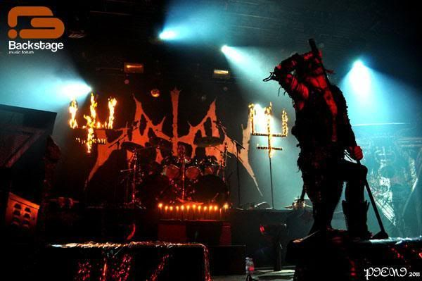 Foto-reportagem: 2011-03-03, WATAIN + SHINING + AOSOTH, Hard Club W04