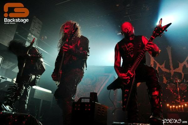 Foto-reportagem: 2011-03-03, WATAIN + SHINING + AOSOTH, Hard Club W36