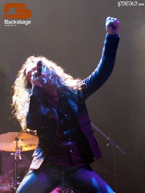 2010-11-27, ALICE COOPER, Santiago de Compostela Alice042