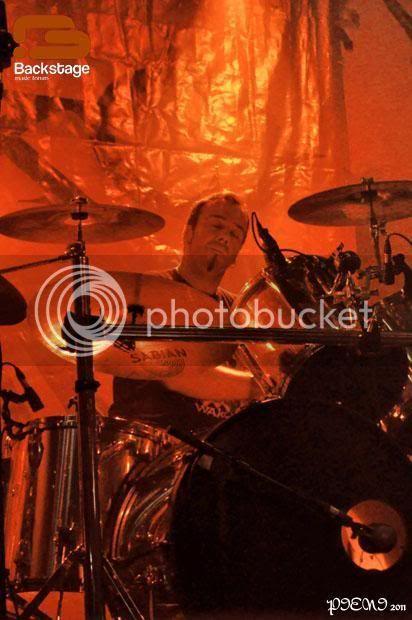 2011-06-11, ENTOMBED + W.A.K.O. + GATES OF HELL, Hard Club Entombed911