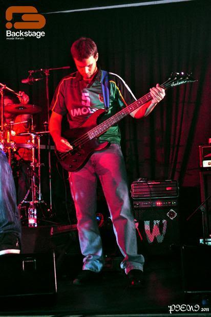 APOTHEUS + THE RANSACK + DAMAGE MY GOD, 2011-02-19, Hard Club Hardclub014