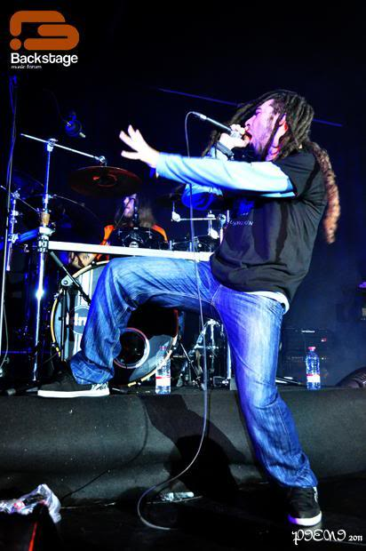 APOTHEUS + THE RANSACK + DAMAGE MY GOD, 2011-02-19, Hard Club Hardclub028