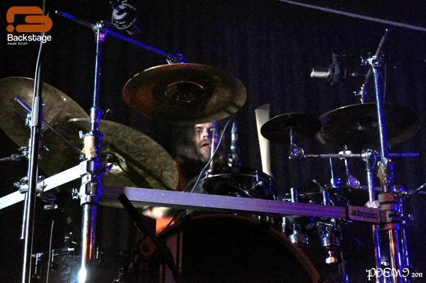APOTHEUS + THE RANSACK + DAMAGE MY GOD, 2011-02-19, Hard Club Hardclub038