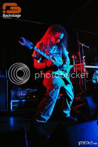 APOTHEUS + THE RANSACK + DAMAGE MY GOD, 2011-02-19, Hard Club Hardclub143