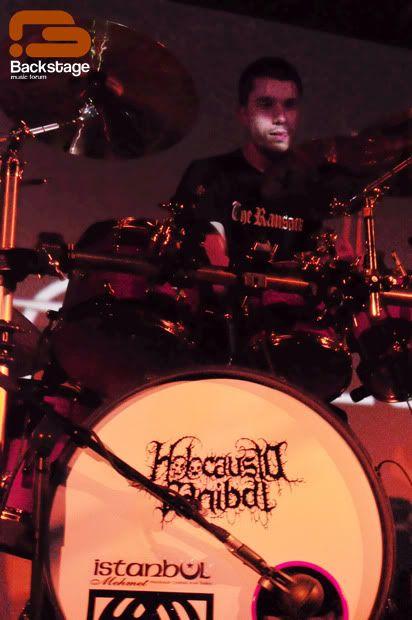 2010-12-25, Invicta X-Massacre II, Hard Club Pedro