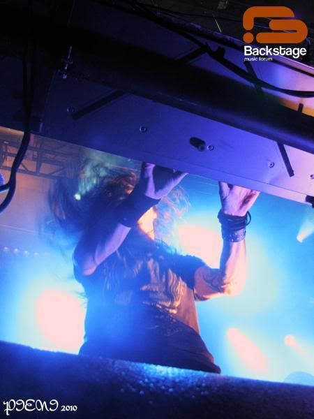 2010-09-19, MOONSPELL + HEAVENWOOD, Hard Club Pedrot