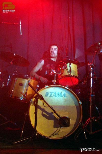 Reportagem: VALIENT THORR + JETTBLACK + DAWNRIDER, Hard Club, 2012/03/24 Valient171