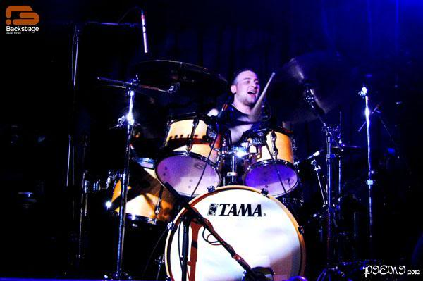 Reportagem: VALIENT THORR + JETTBLACK + DAWNRIDER, Hard Club, 2012/03/24 Valient386