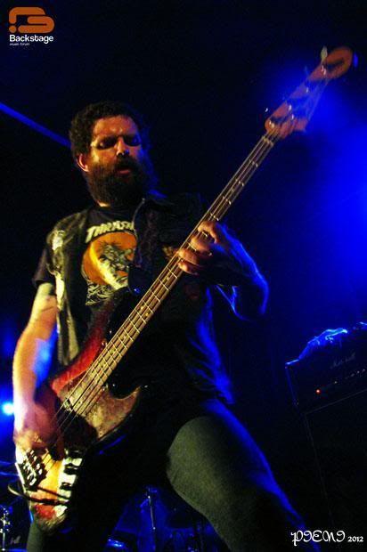 Reportagem: VALIENT THORR + JETTBLACK + DAWNRIDER, Hard Club, 2012/03/24 Valient742