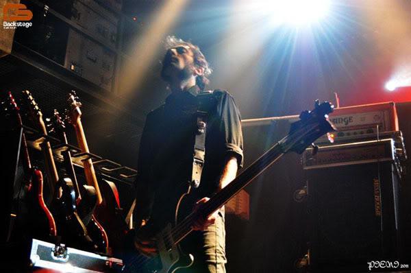 Reportagem: AMORPHIS + LEPROUS + NAHEMAH, Hard Club 2011-11-20 Amorphis1198