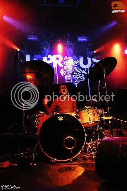 Reportagem: AMORPHIS + LEPROUS + NAHEMAH, Hard Club 2011-11-20 Amorphis1474copy