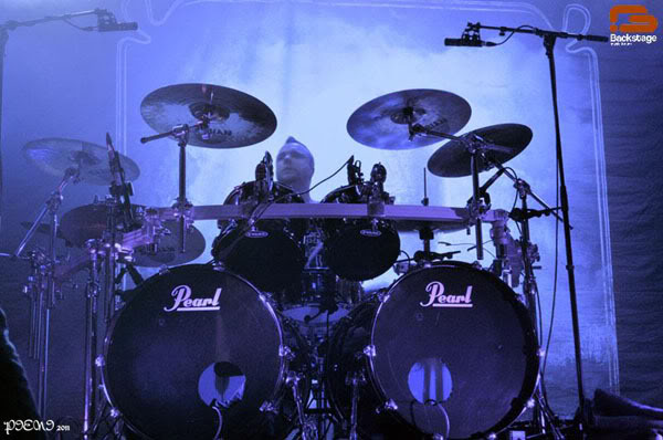Reportagem: AMORPHIS + LEPROUS + NAHEMAH, Hard Club 2011-11-20 Amorphis1700copy
