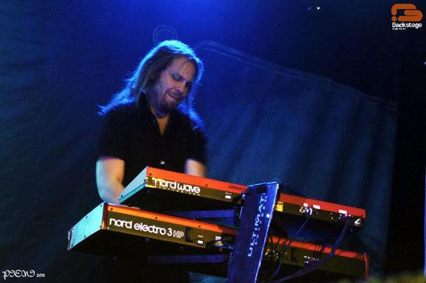 Reportagem: AMORPHIS + LEPROUS + NAHEMAH, Hard Club 2011-11-20 Amorphis1713