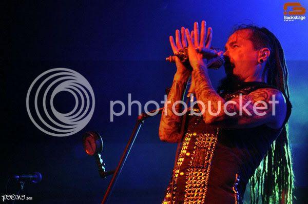 Reportagem: AMORPHIS + LEPROUS + NAHEMAH, Hard Club 2011-11-20 Amorphis2033