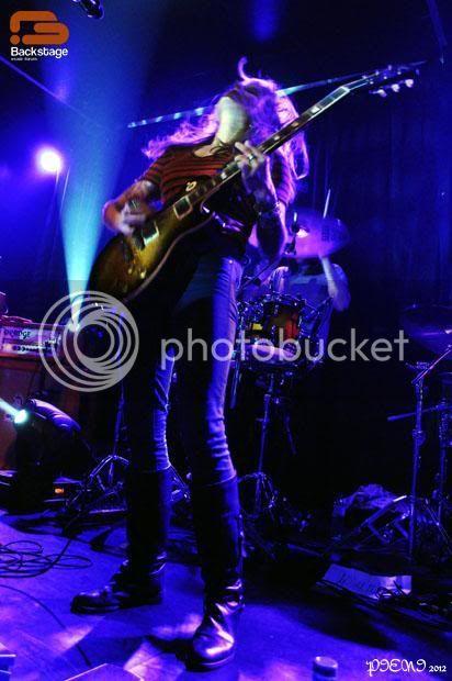 Reportagem: KYLESA + CIRCLE TAKES THE SQUARE + KEN MODE, Hard Club, 2012/01/18 Kylesa681