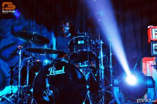 Reportagem: KYLESA + CIRCLE TAKES THE SQUARE + KEN MODE, Hard Club, 2012/01/18 Kylesa697