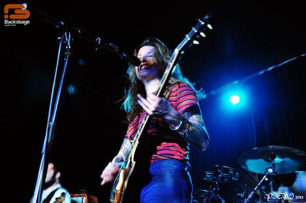 Reportagem: KYLESA + CIRCLE TAKES THE SQUARE + KEN MODE, Hard Club, 2012/01/18 Kylesa732