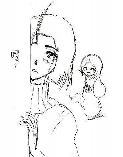 Ikkaku X Yumichika Y8