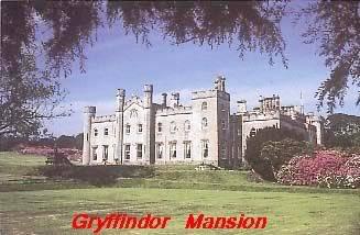 Gryffindor Mansion