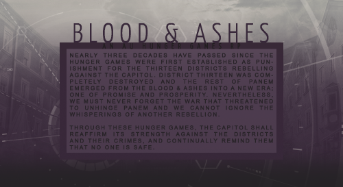 Blood and Ashes Ad3