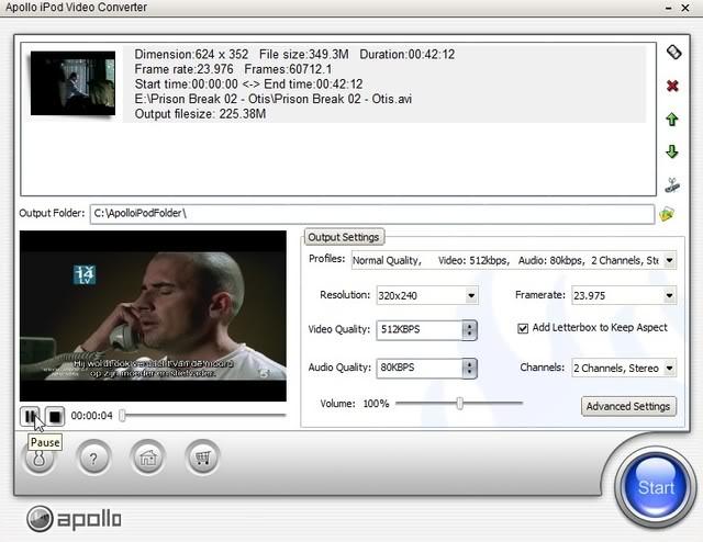 Van avi met srt(ondertiteling) naar ipod video ScreenHunter_13Jan031633