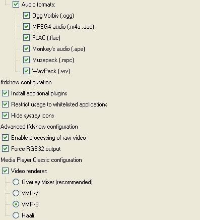 Speel avi's en dvd's met subs in media player Codecpack002b