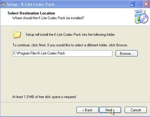 Speel avi's en dvd's met subs in media player Codecpack004