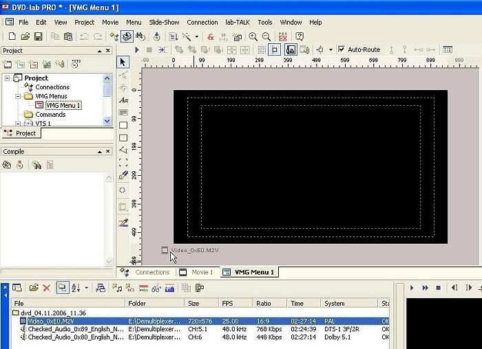 Handleiding voor Dvdlab pro v1.53 Dvdlabpro003