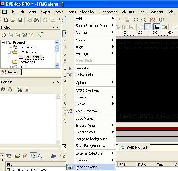 Handleiding voor Dvdlab pro v1.53 Dvdlabpro005