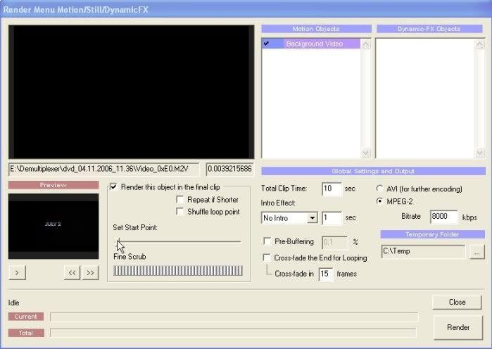 Handleiding voor Dvdlab pro v1.53 Dvdlabpro006