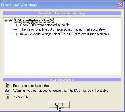 Handleiding voor Dvdlab pro v1.53 Dvdlabpro010