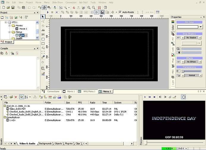Handleiding voor Dvdlab pro v1.53 Dvdlabpro011