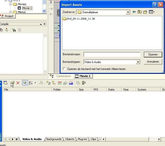 Handleiding voor Dvdlab pro v1.53 Dvdlabpro02