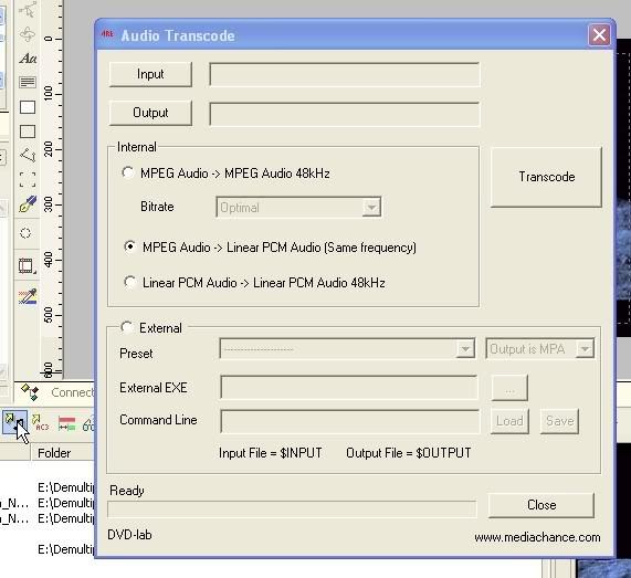 Handleiding voor Dvdlab pro v1.53 Dvdlabpro031