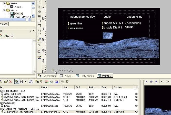 Handleiding voor Dvdlab pro v1.53 Dvdlabpro039