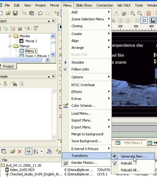 Handleiding voor Dvdlab pro v1.53 Dvdlabpro040